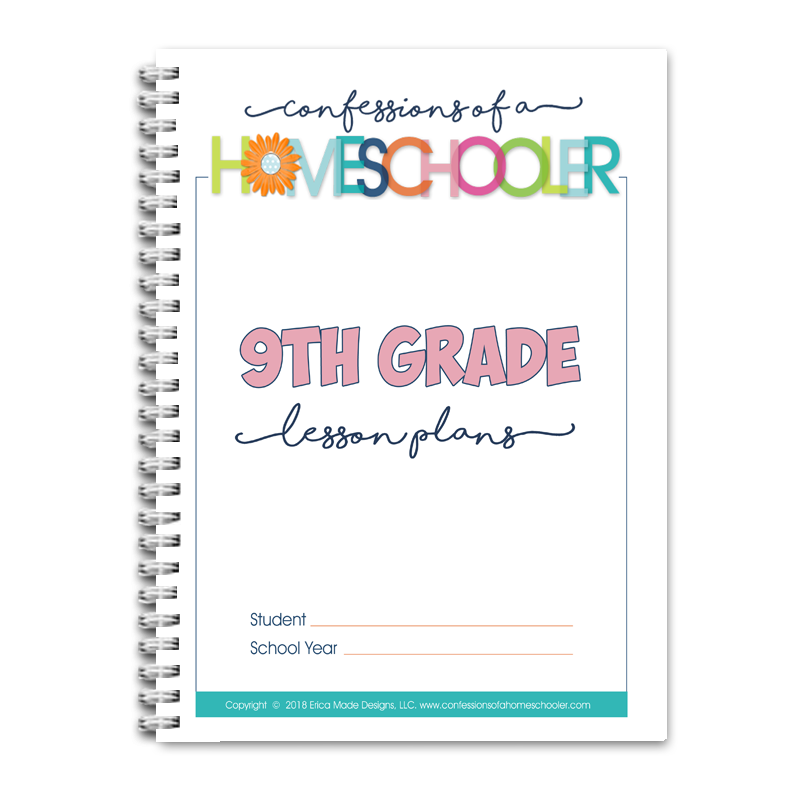 9th Grade Lesson Plans DOC (EDITABLE)