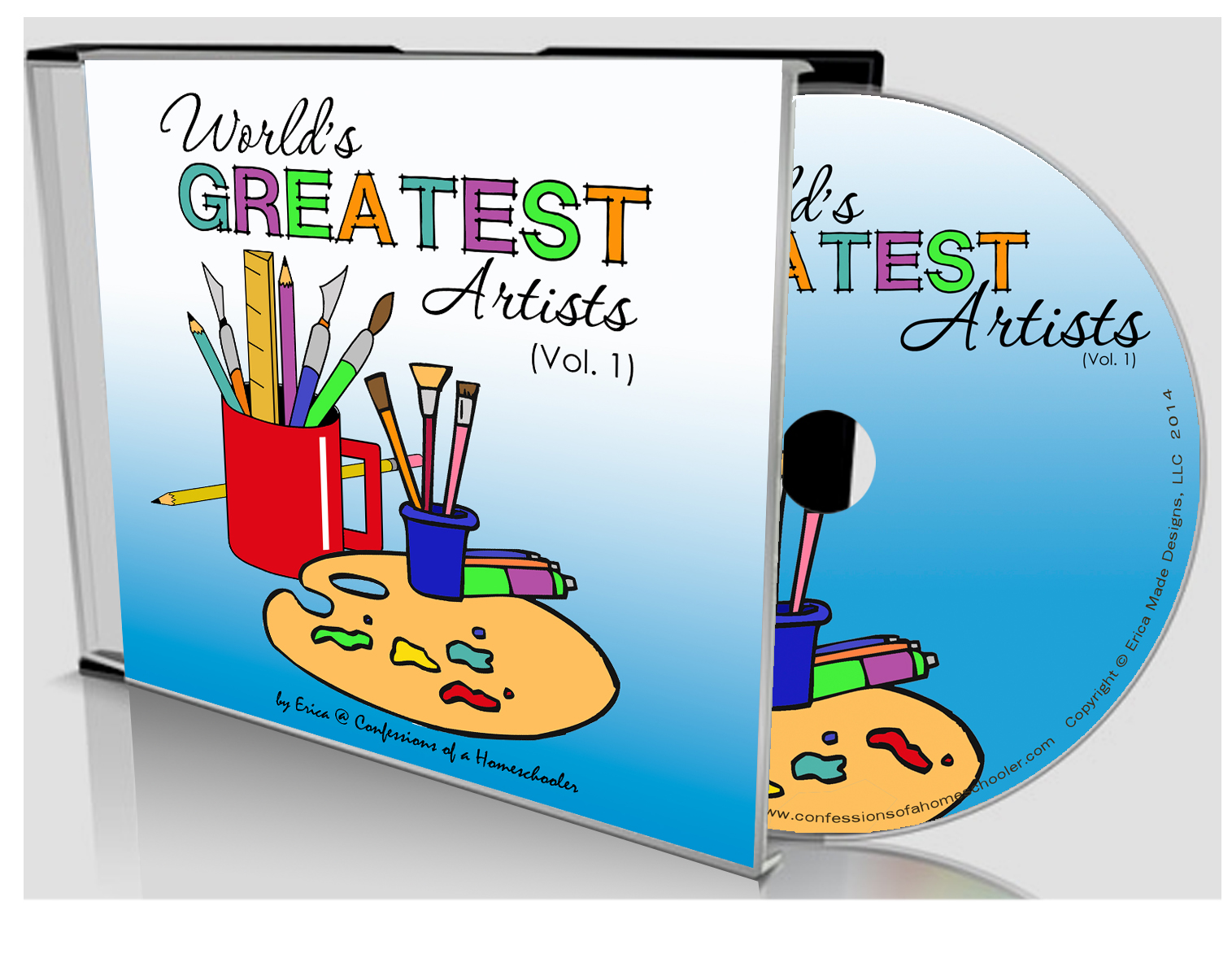 World's Greatest Artists 1 - CD