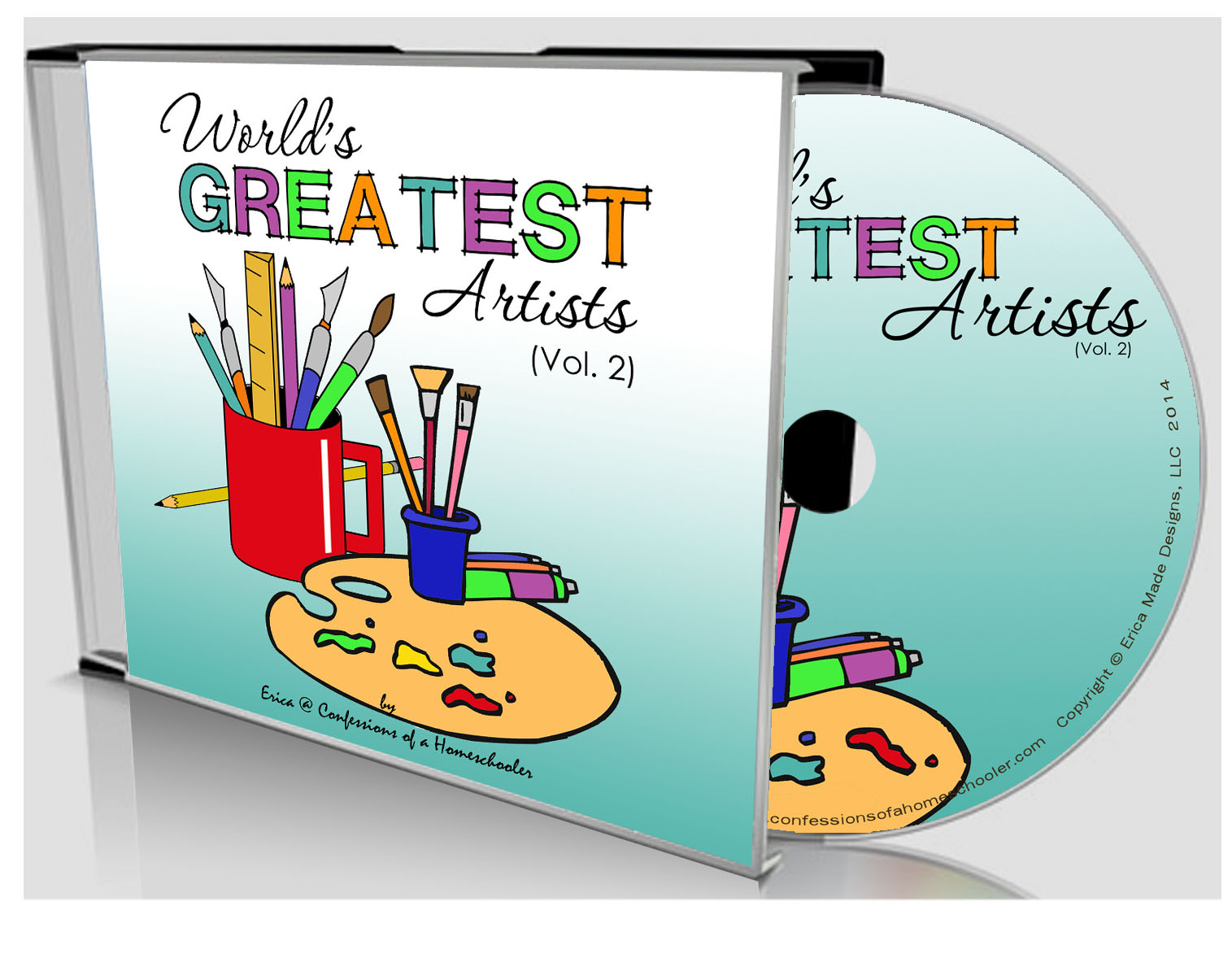 World's Greatest Artists 2 - CD