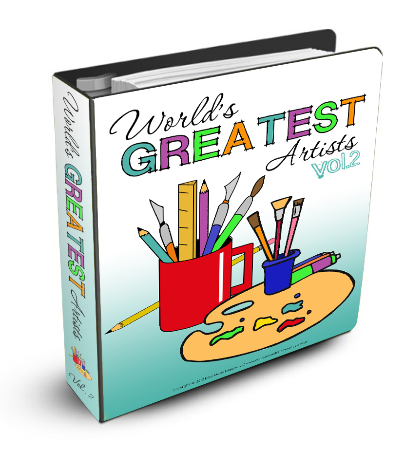 Worlds Greatest Artists 2 - CLASSROOM PDF