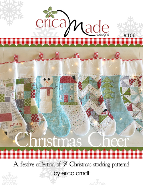 Christmas Cheer Stocking PDF