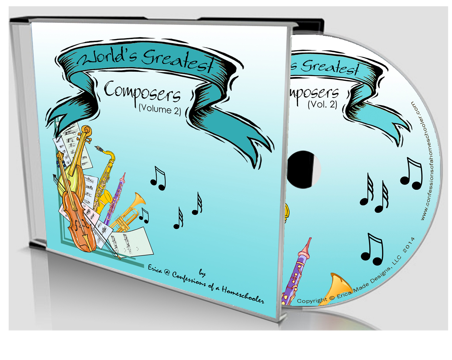 World's Greatest Composers Vol 2 - CD
