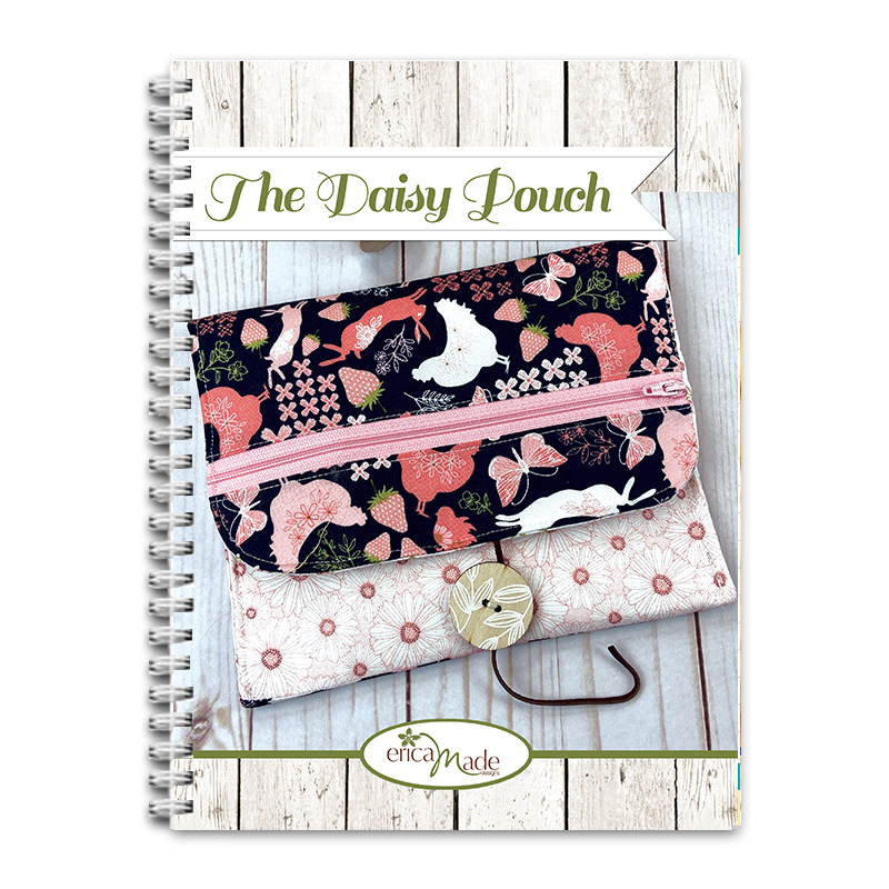 Daisy Pouch PDF - Click Image to Close
