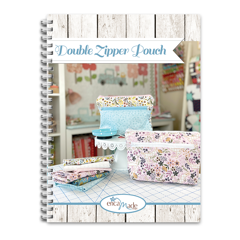 Erica's Double Zipper Pouch PDF