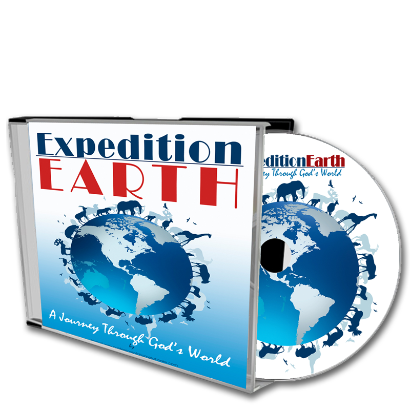 Expedition Earth - CD
