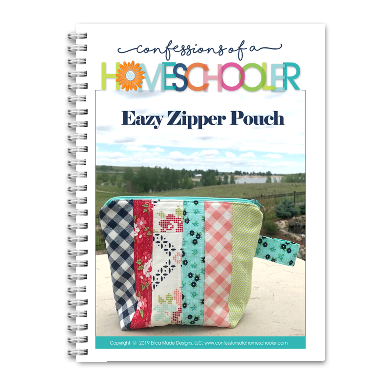 Easy Zip Pouch PDF