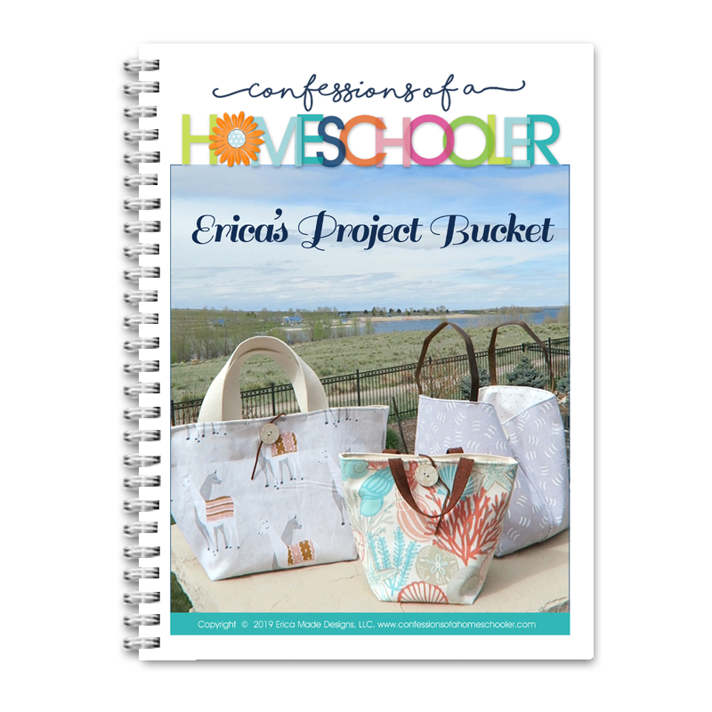 Erica's Easy Project Bucket PDF