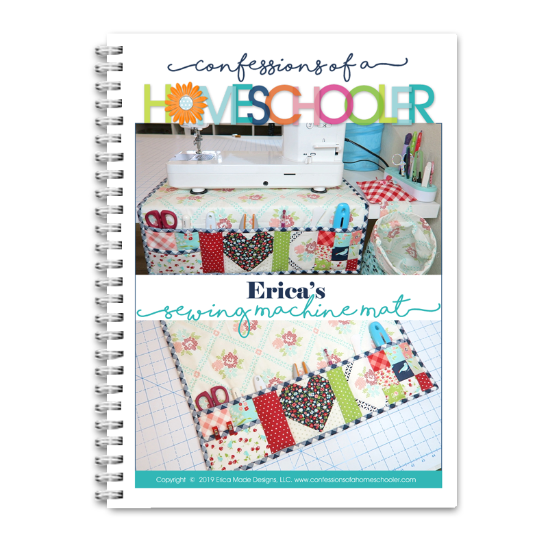 Erica's Sewing Machine Mat PDF