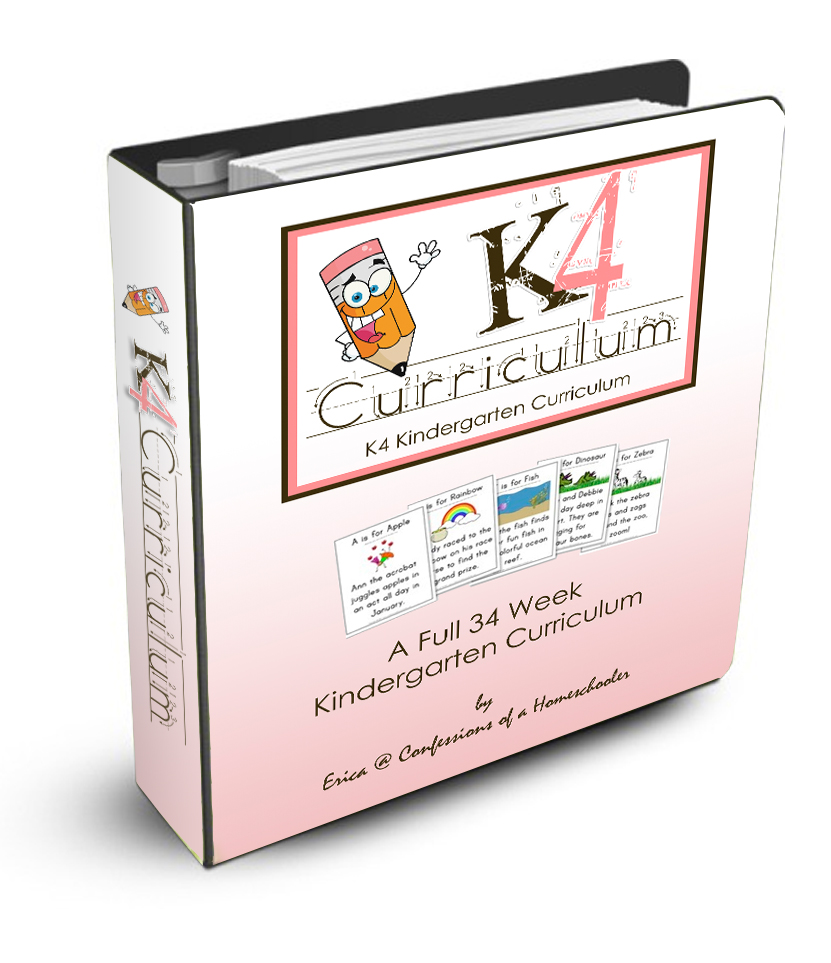 K4 Curriculum-Download