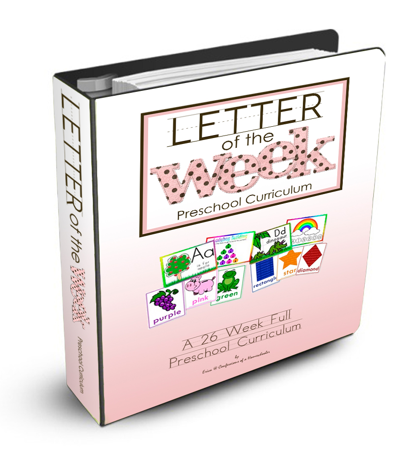 Letter of the Week-Download