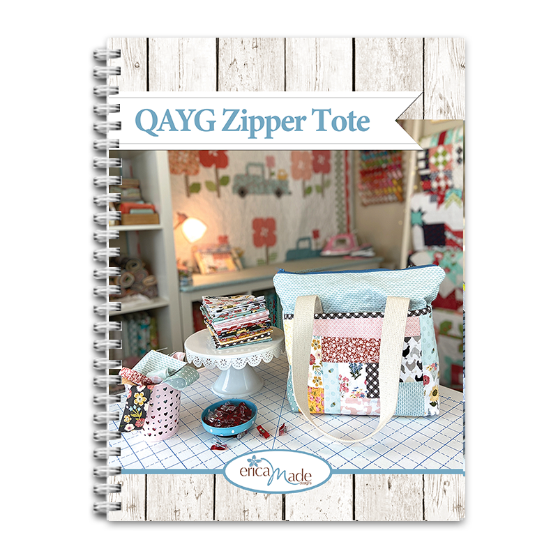 QAYG Zipper Tote Bag PDF