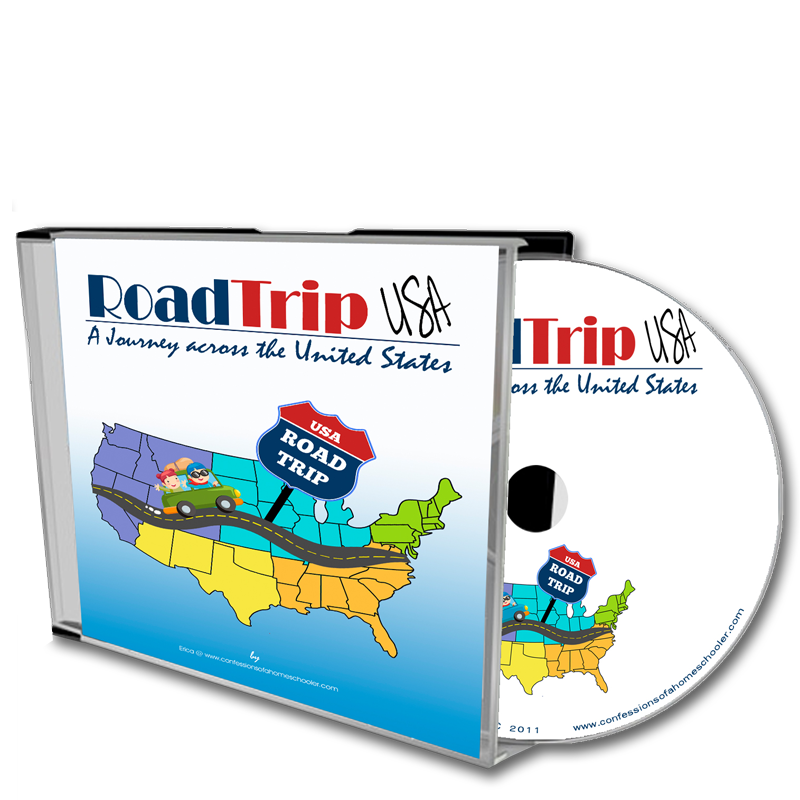 Road Trip USA - CD