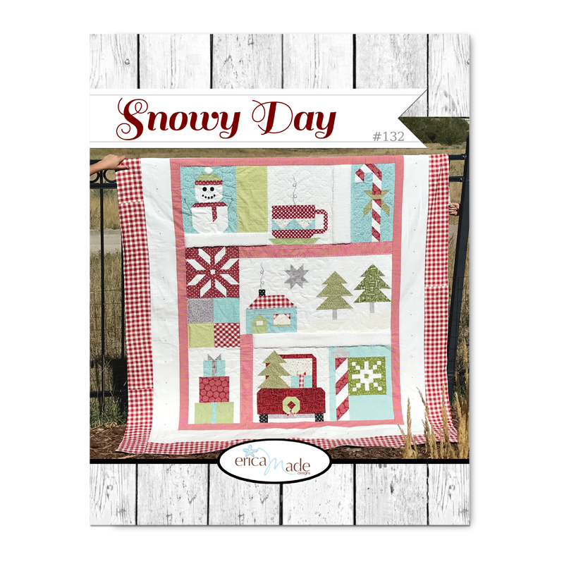 Snowy Day Quilt PDF