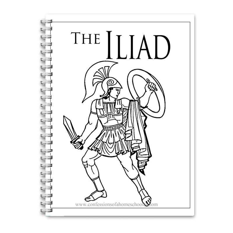 The Iliad Unit Study PDf