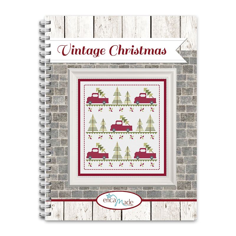 Vintage Christmas Cross Stitch PDF