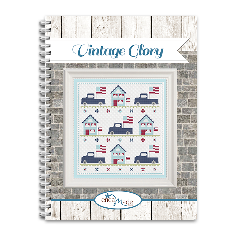 Vintage Glory Cross Stitch PDF