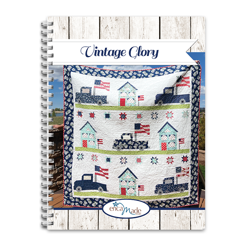 Vintage Glory Quilt PDF - Click Image to Close