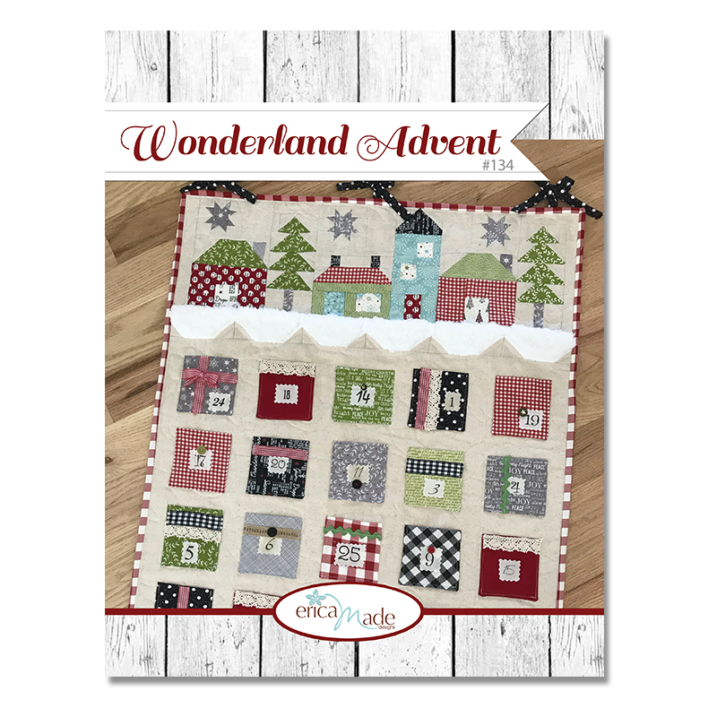 Wonderland Advent Calendar PDF