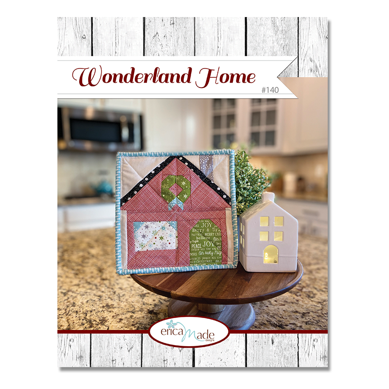 Wonderland Home Pot Holder PDF