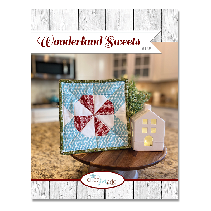 Wonderland Sweets Pot Holder PDF