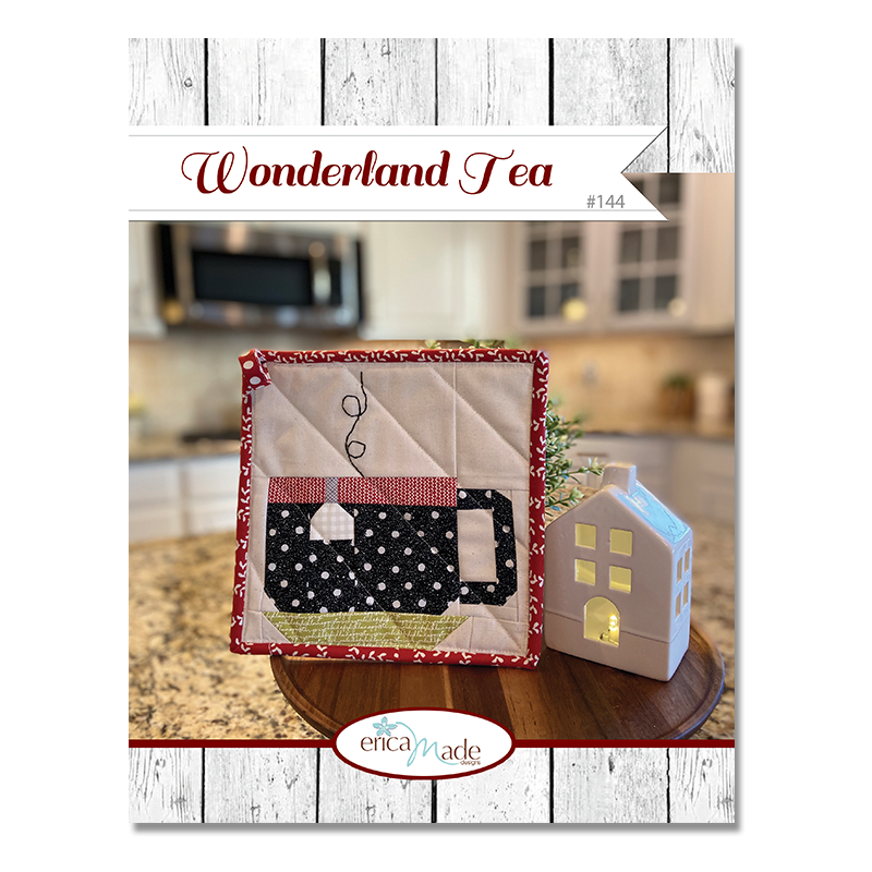 Wonderland Tea Pot Holder PDF