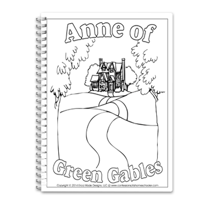 Anne of Green Gables Unit Study PDF