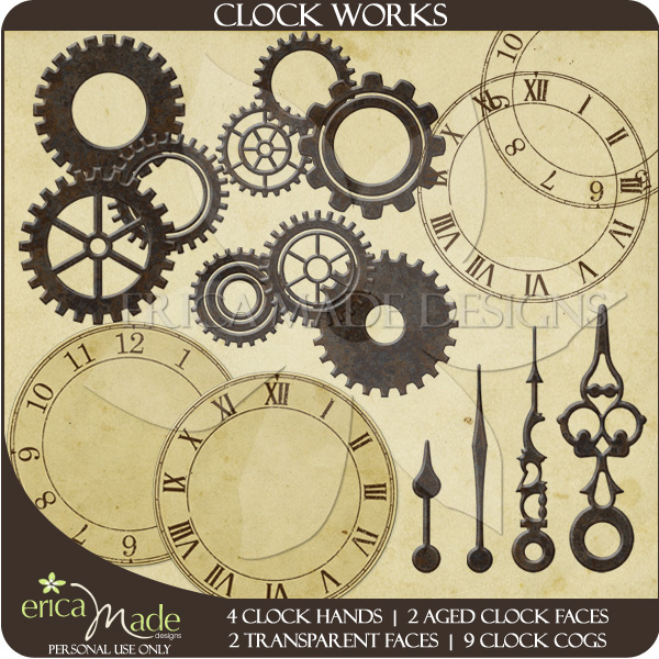 Clock Works - Click Image to Close