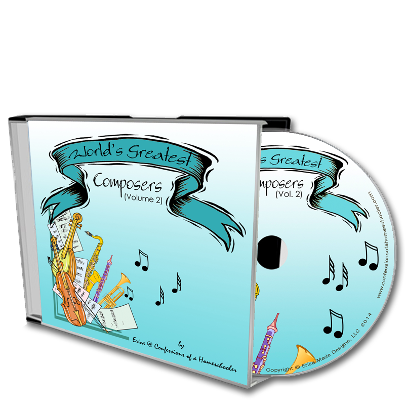 Worlds Greatest Composers Vol 2 - CD