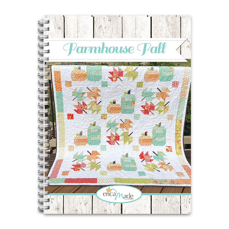 Farmhouse Fall Quilt PDF