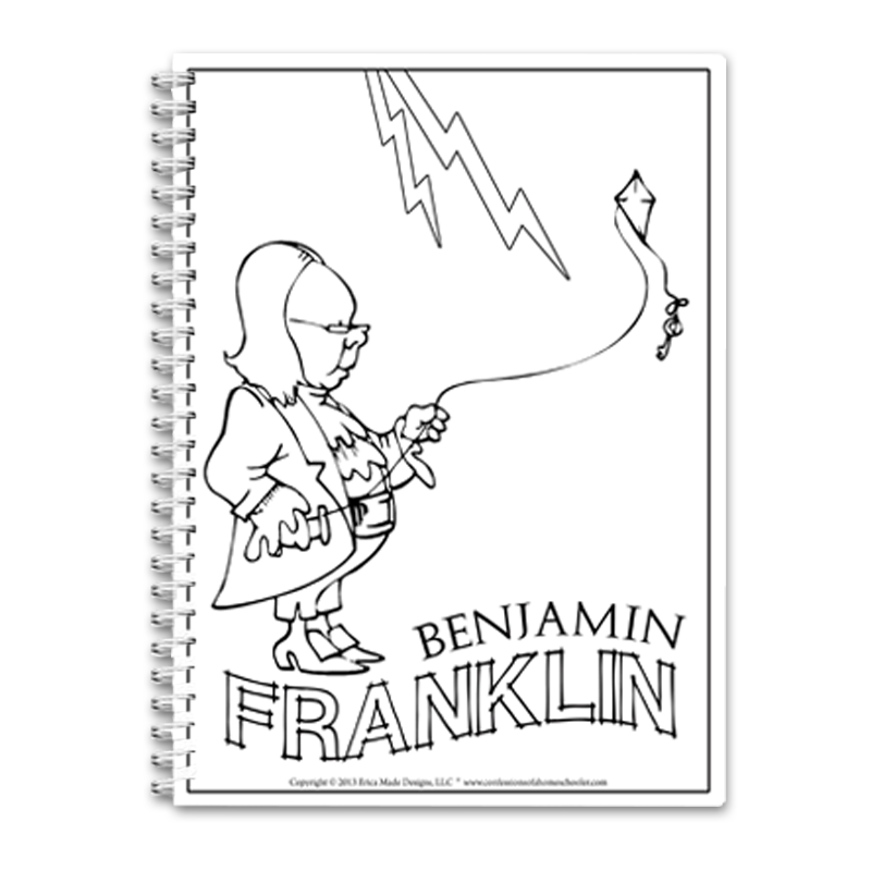 Benjamin Franklin Unit Study PDF - Click Image to Close