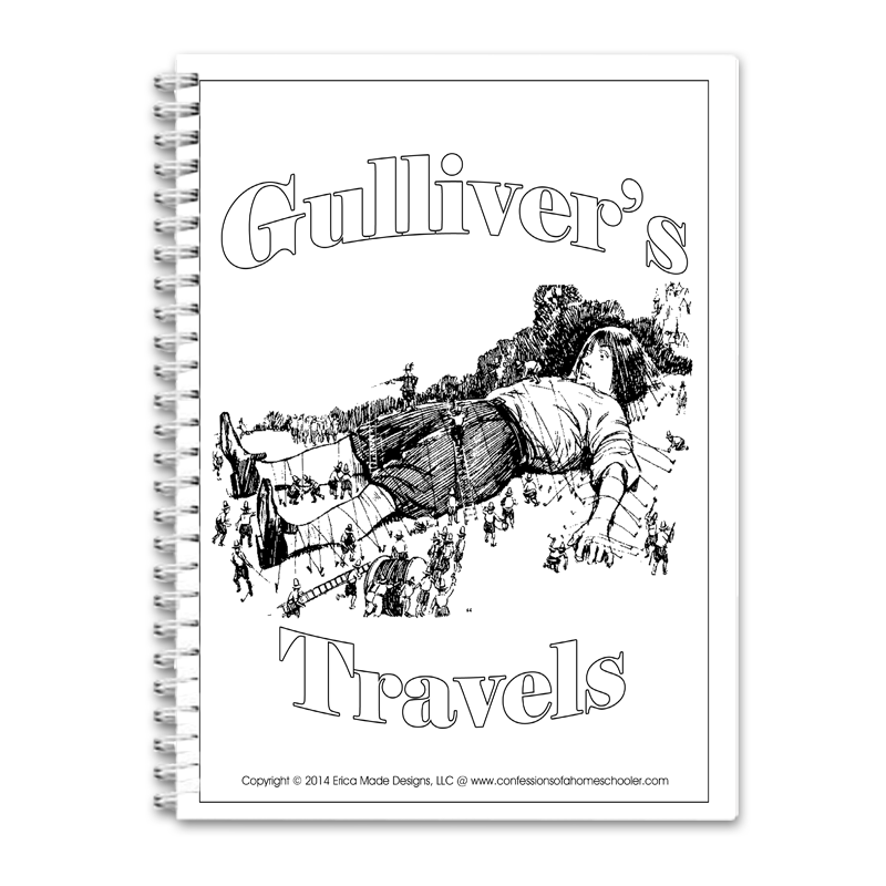 Gullivers Travels Unit Study PDF