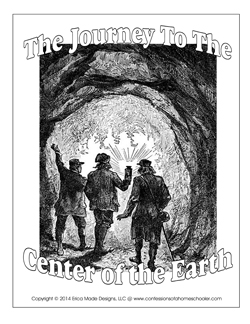 Journey to the Center of the Earth Unit Study
