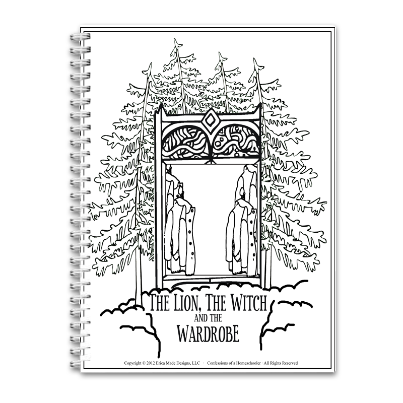 The Lion the Witch and the Wardrobe Unit Study PDF