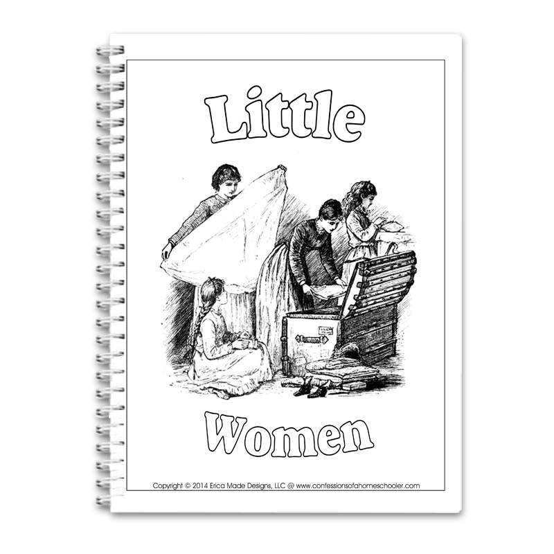 Little Women Unit Study PDF