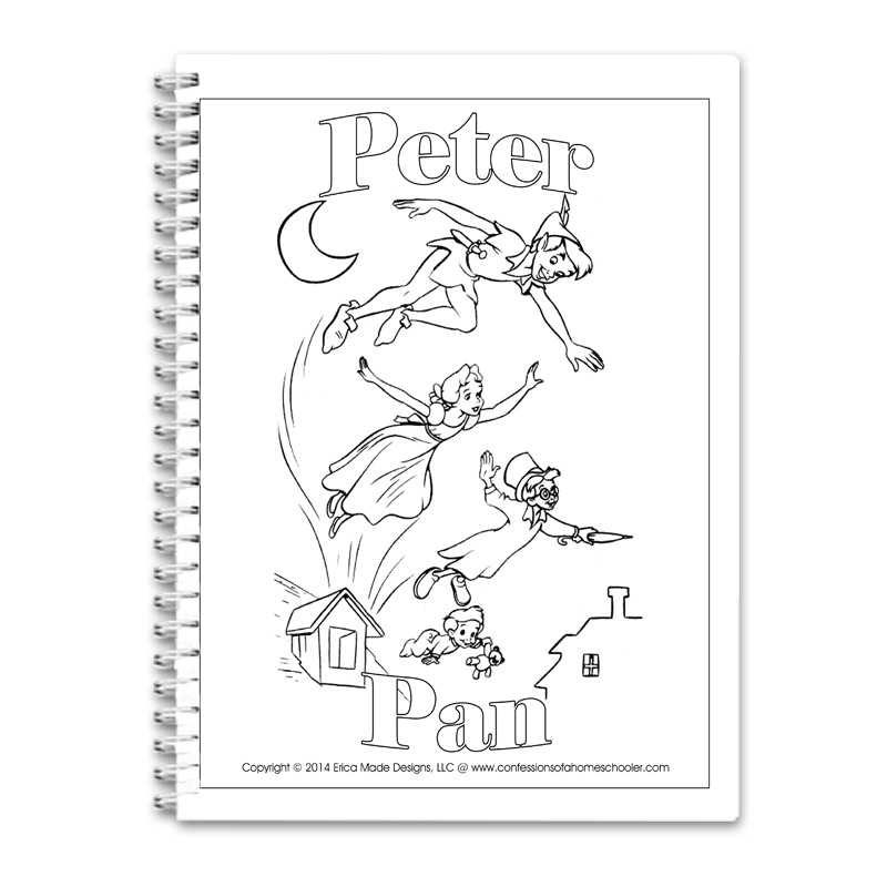 Peter Pan Unit Study PDF