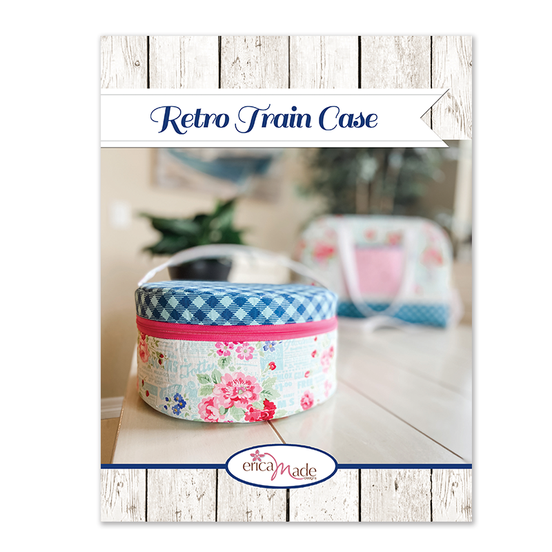Weekend Retro Train Case PDF