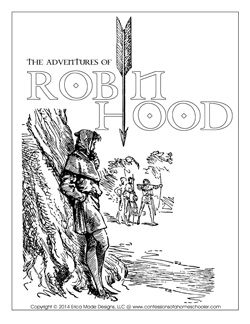 The Adventures of Robin Hood Unit Study