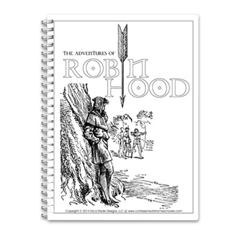 The Adventures of Robin Hood Unit Study PDF