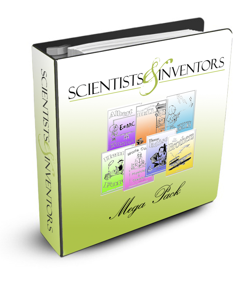 Scientist & Inventors Combo Pack