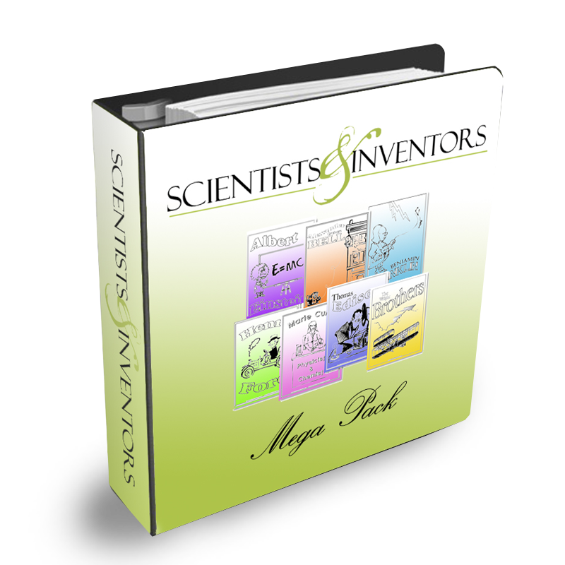 Scientist & Inventors Mega Pack PDF