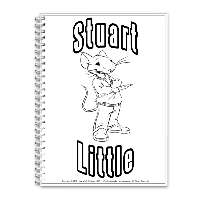 Stuart Little Unit Study PDF