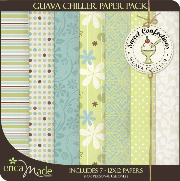Guava Chiller Paper Pack