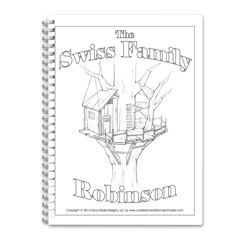The Swiss Family Robinson Unit Study PDF