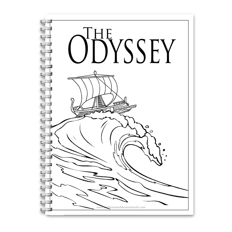 The Odyssey Literature Unit PDF