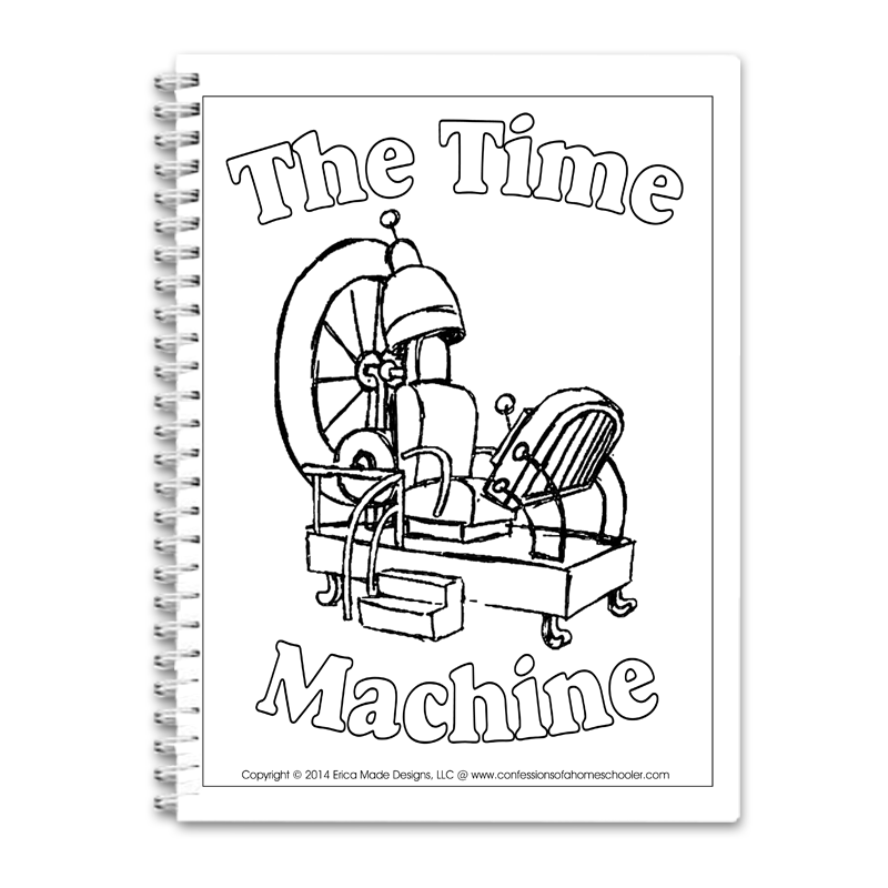 The Time Machine Unit Study PDF