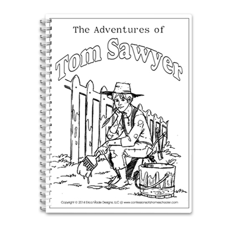 The Adventures of Tom Sawyer Unit Study PDF