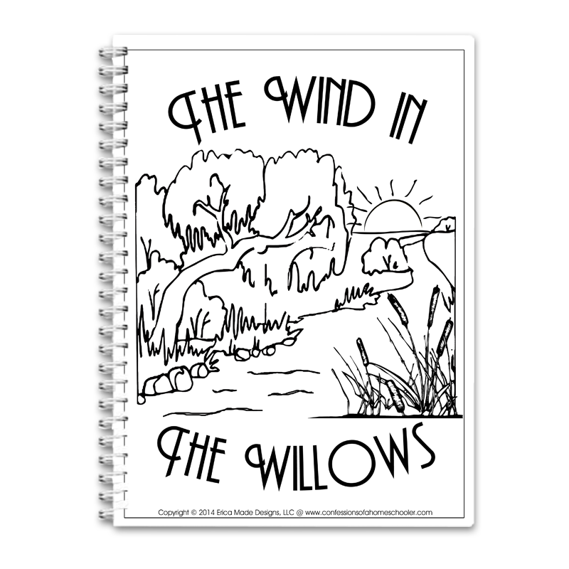 The Wind in the Willows Unit Study PDF