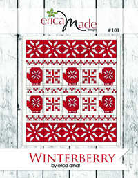 Winterberry PRINT Pattern #101