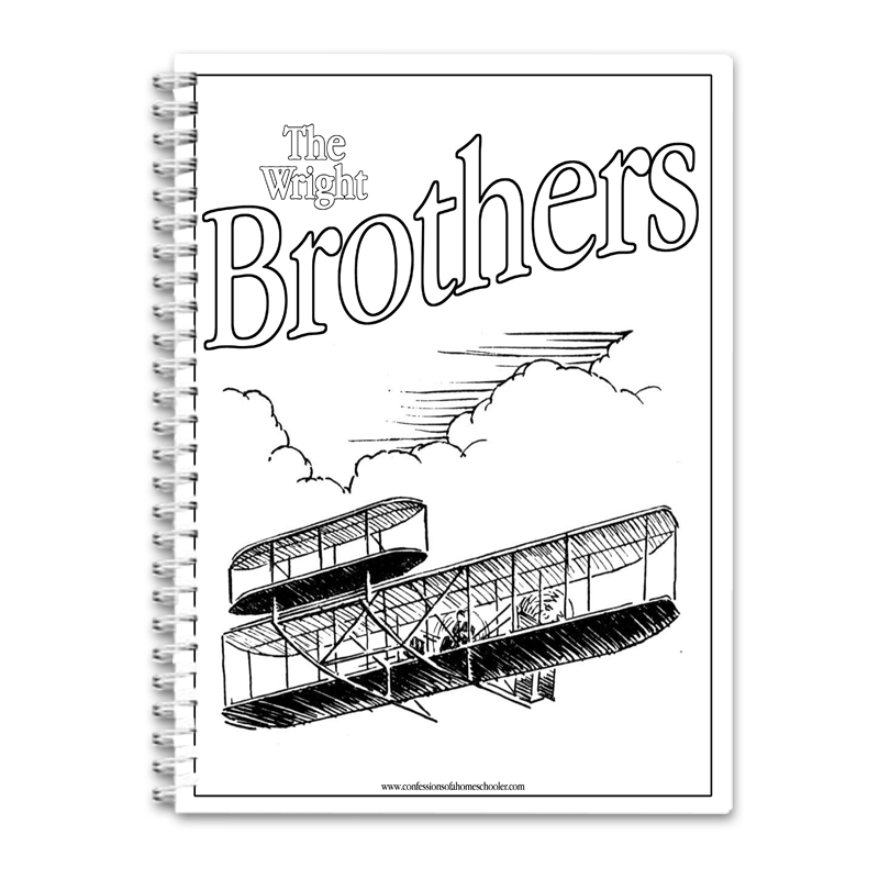 The Wright Brothers Unit Study PDF